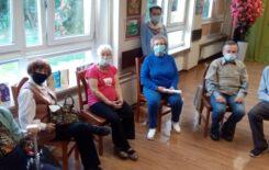 Więcej o: Seniorzy Dziennego Domu biorą życie we własne ręce…